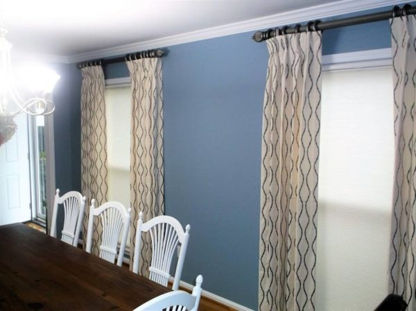 Draperies and Side Panels - Louisville Blinds & Drapery Louisville KY