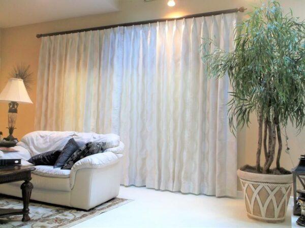 Fabric Roman Shades - Louisville Blinds & Drapery Louisville KY