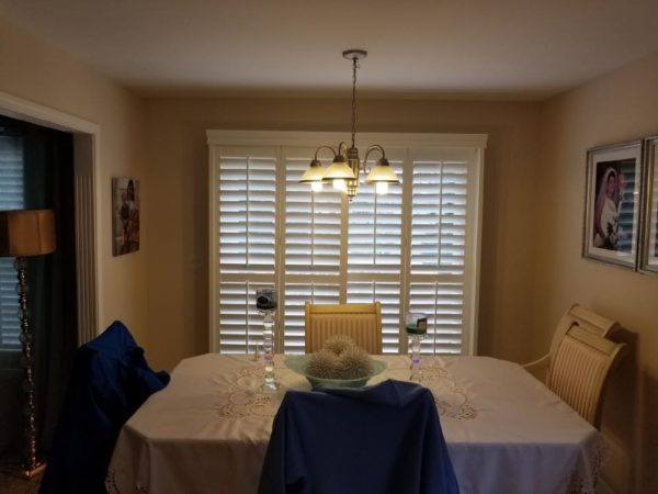 Standard Composite Shutters - Louisville Blinds & Drapery