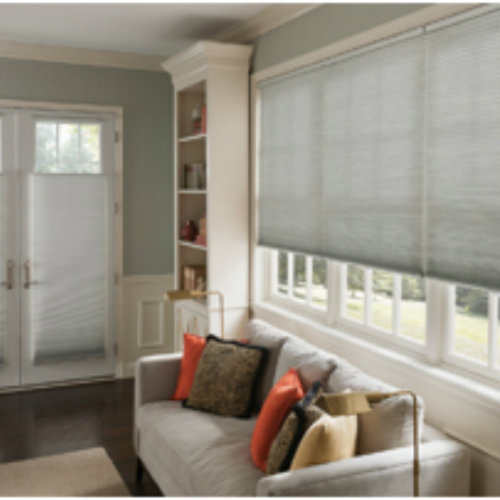Cellular Shades - Window Treatment Options - Louisville Blinds & Drapery