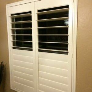 Invisible Tilt Shutters - Louisville Blinds & Drapery